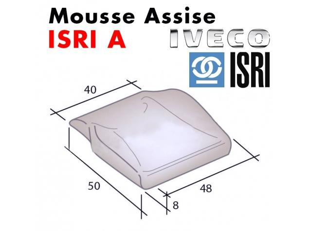 Mousse d'assise moulée Isri A