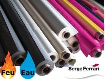 PVC M2  590g/m² Vernis Biface  Laize 180cm - Vente au m²