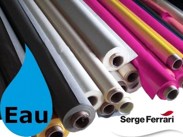 PVC 560g/m² Vernis Biface  Laize 270cm VENTE AU M²