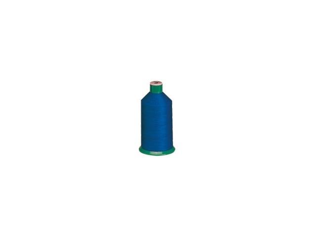 Fil à coudre Serafil N°15 Bleu longueur 2500m