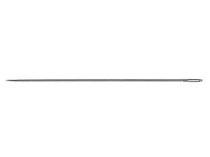 """Aiguille à piquer droite 5"""" longueur 130mm"""
