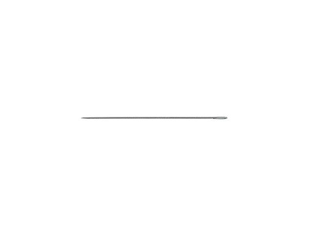 """Aiguille à piquer droite 6"""" longueur 150mm"""