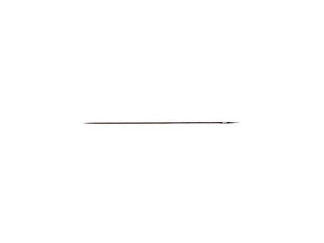 Aiguille double pointes longueur 300mm