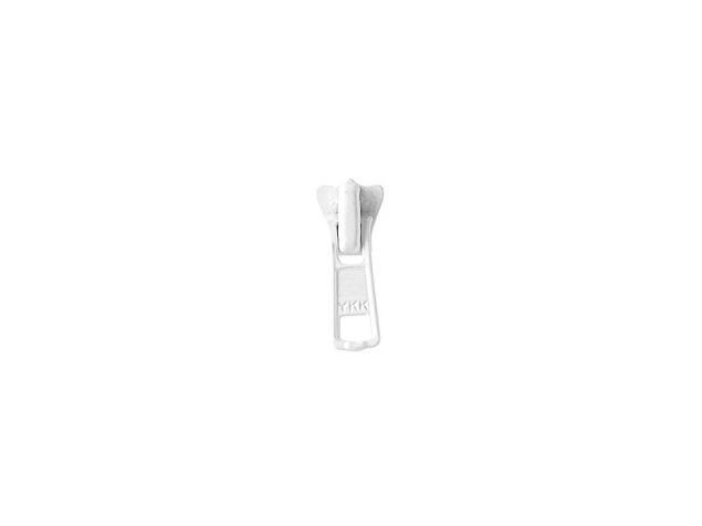 Curseur simple tirette métal pour fermeture 9mm