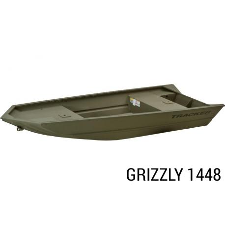 Bache Tracker Boat Grizzly 1448