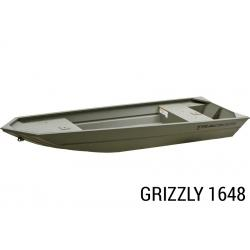 Bache pour barque Tracker Boat Grizzly 1648