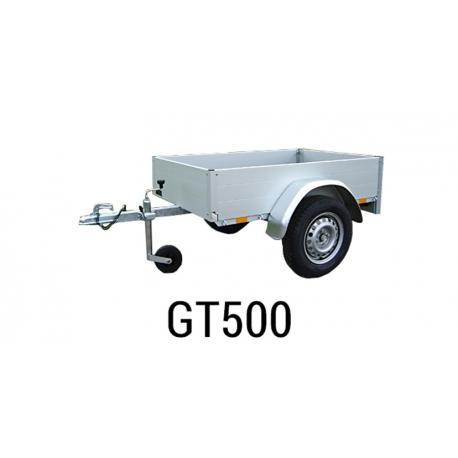Bâche remorque ANSSEMS Type GT500