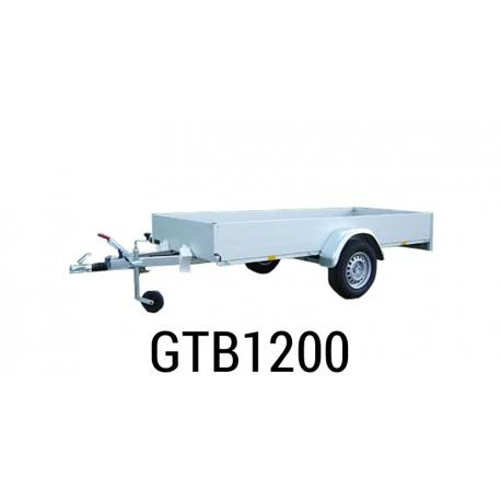Bache  Remorque ANSSEMS Type GTB 1200 258x133x30