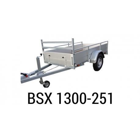 Bache pour remorque ANSSEMS Type BSX 1300-251