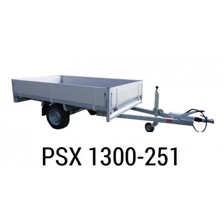 Bache  Remorque ANSSEMS Type PSX 1300-251 258x160x30