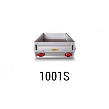 Bache remorque Brenderup 1001S