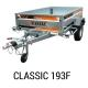 Bache remorque Erde Classic 193F
