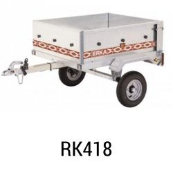 Bache remorque Erka Rk418 115x097x012