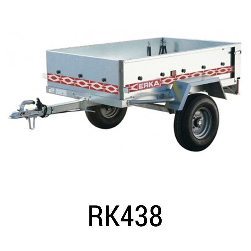 bache pour remorque erka rk438 meilleur rapport qualit prix. Black Bedroom Furniture Sets. Home Design Ideas