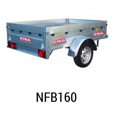 Bache remorque Erka NFB160 155x099x012