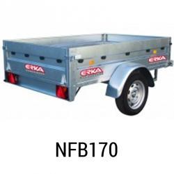 Bache remorque Erka NFB 170 175x129x012