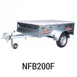 Bache remorque Erka NFB200F 205x139x012