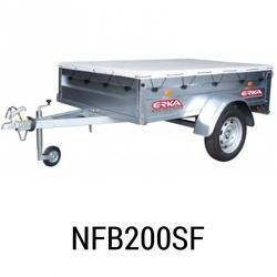 Bache remorque Erka NFB200SF 205x139x012