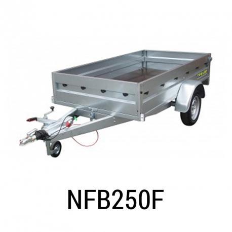 Bache remorque Erka NFB250F