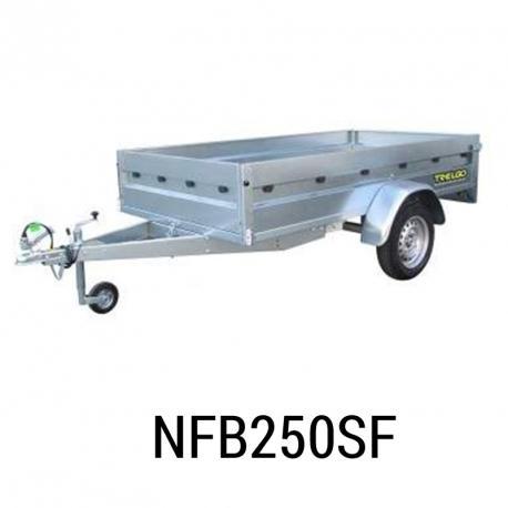 Bache remorque Erka NFB250SF 261x139x012