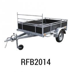 Bache remorque Erka RB2014  207x146x012