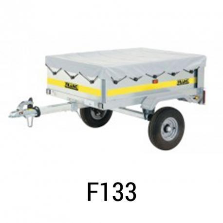 Bache remorque Franc F133