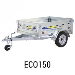 Bache remorque Franc ECO 150
