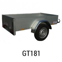Bache remorque Franc GT 181