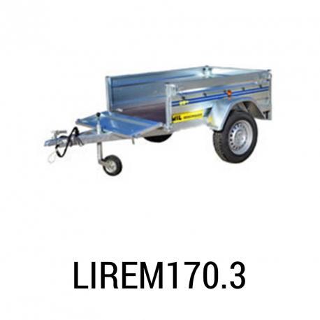 Bache Mil remorque ref LIREM170.3