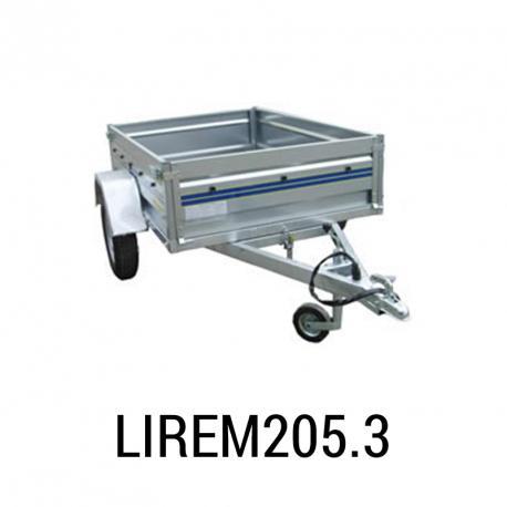 Bache Mil remorque ref LIREM205.3