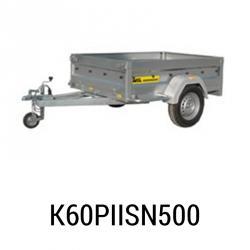 Bache Mil remorque ref K601PIISN500