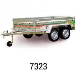 Remorque Sentar 7323 ou Uni 233