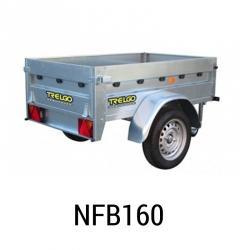 Bache remorque TRELGO NFB 160 155x099x012