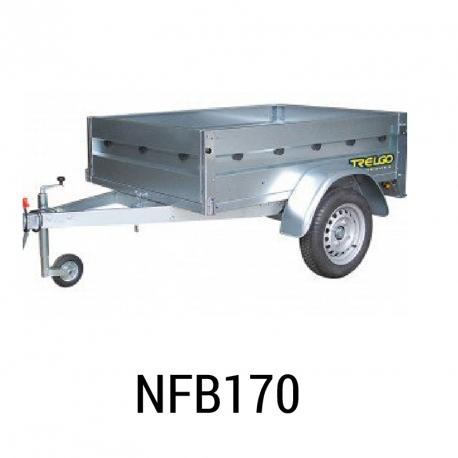 Bache remorque TRELGO NFB 170 175x129x012
