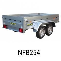 Bache remorque TRELGO NFB 250 261x139x012