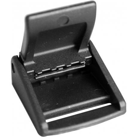 Boucle à pincement 25mm noire
