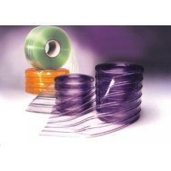Lamelles renforcées PVC pour le passage d'engins