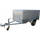 Bache pour remorque ANSSEMS Type BSX 750-251 Modèle réhausse