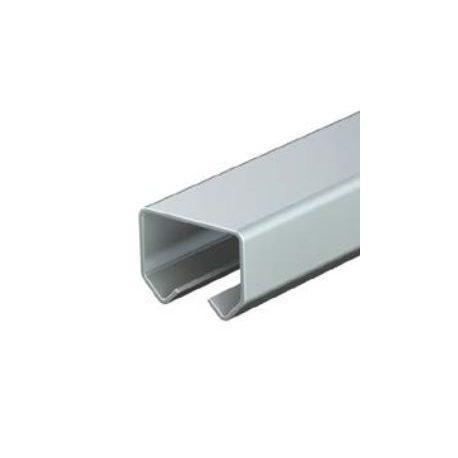 Rail pour galets de 15mm 19x25