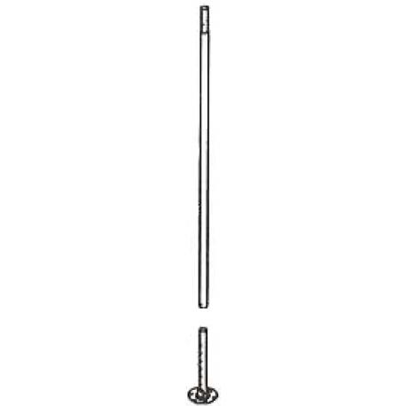 4 mat réglable avec rehausse