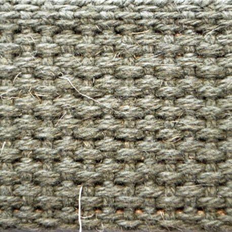 Sangle militaire kaki 30 mm 100% coton