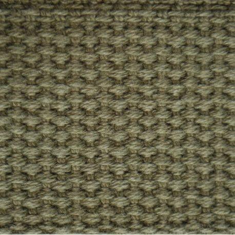 Sangle militaire kaki 40 mm 100% coton