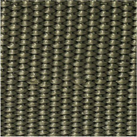 Sangle polyester militaire 25 mm VERT OTAN