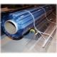 Bâche PVC transparente 625gr/m² avec carreaux au mètre linéaire