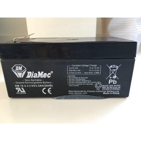 Batterie VEKTOR Ni-MH 3000 mA/h - 12V
