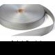 Sangle grise 40mm rouleau de 50m polyester