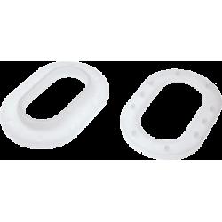 Ovale TIR Zytel 40x21 mm
