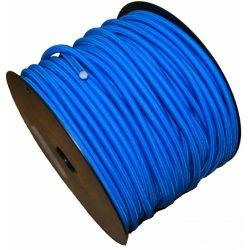 Sandow Bobine 100m  Cable elastique 6mm Bleu