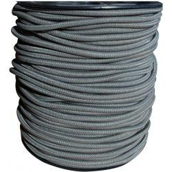 Sandow Bobine 100m  Cable elastique gris
