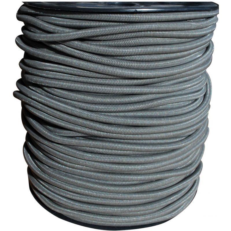 Bobine 100m cable elastique 6mm fixation remorque - Sandow au metre ...